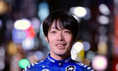Team NTT laat dertigjarige Japanse kampioen debuteren in WorldTour