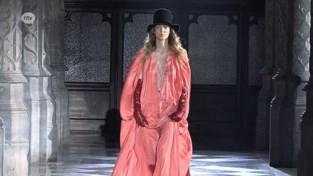 VIDEO. Modehuis Ann Demeulemeester houdt allereerste modeshow in Antwerpen