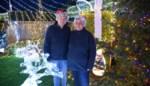 Freddy en Ria vieren kwarteeuw Kersthuisje met 114.253 lichtjes