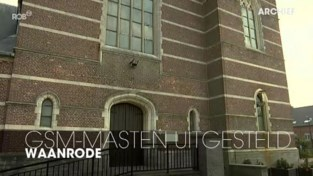 VIDEO. Nog even wachten op betere ontvangst: gsm-masten Waanrode pas voor volgend jaar