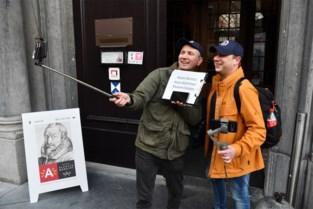 Twee Britten op recordjacht in Antwerpen: meeste Unesco-sites bezoeken