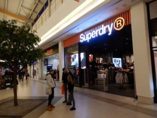 Superdry strijkt neer in Sint-Niklaas
