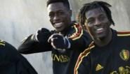 """Sambi Lokonga, sterkhouder bij paars-wit én de nationale beloften: """"Ik wil nog twee jaar bij Anderlecht blijven"""""""