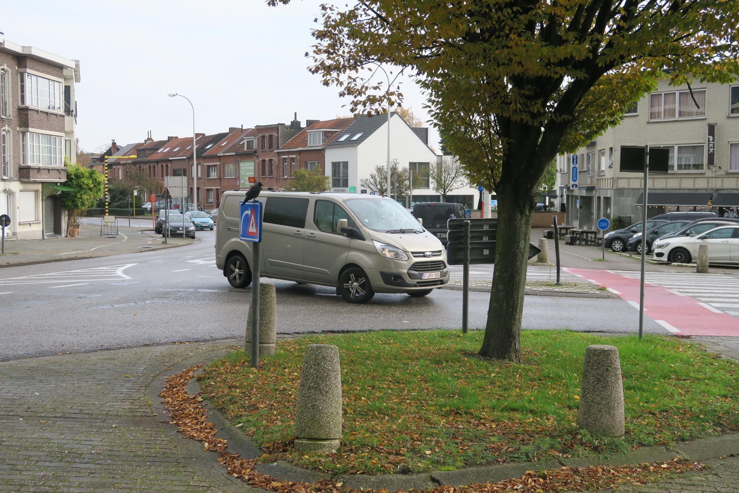 Vrees voor toenemende verkeersdrukte aan Villerslei (Schoten) - Het Nieuwsblad