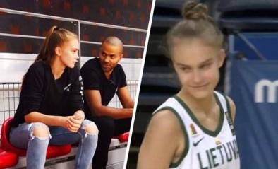 """Amper 13-jarige basketster verbaast de wereld, maar in België geboren NBA-legende had haar al gespot: """"Ze is een <I>unicorn</I>"""""""