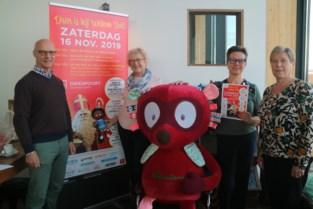 Driespoort Shopping verzamelt met Sint speelgoed voor kansarme gezinnen