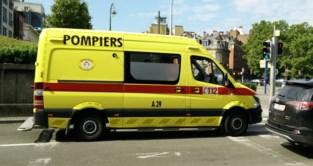 Elf personen lichtgewond bij kelderbrand in Brussel