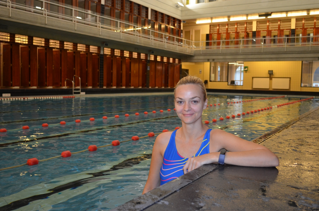 Hier kan je opnieuw zwemmen in een art-decotempel uit 1933