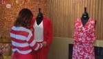 VIDEO. Bieke Ilegems ontwerpt outfits met een boodschap