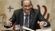 Catalaanse president moet zich verantwoorden wegens ongehoorzaamheid