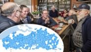 KAART. Is dit het goedkoopste café van Vlaanderen? Hier kost een pintje nog steeds maar 90 cent