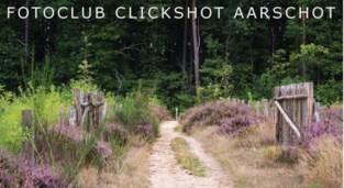 Fotoclub Clickshot Aarschot stelt tentoon
