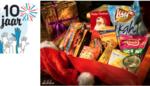 Inzameling van schoendozen vol kerstgeschenkjes