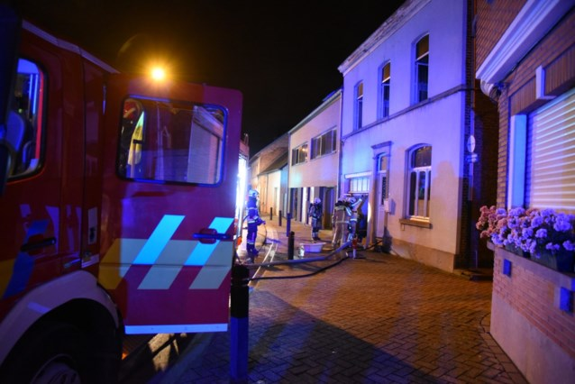 Badkamer woning brandt uit na defect boiler