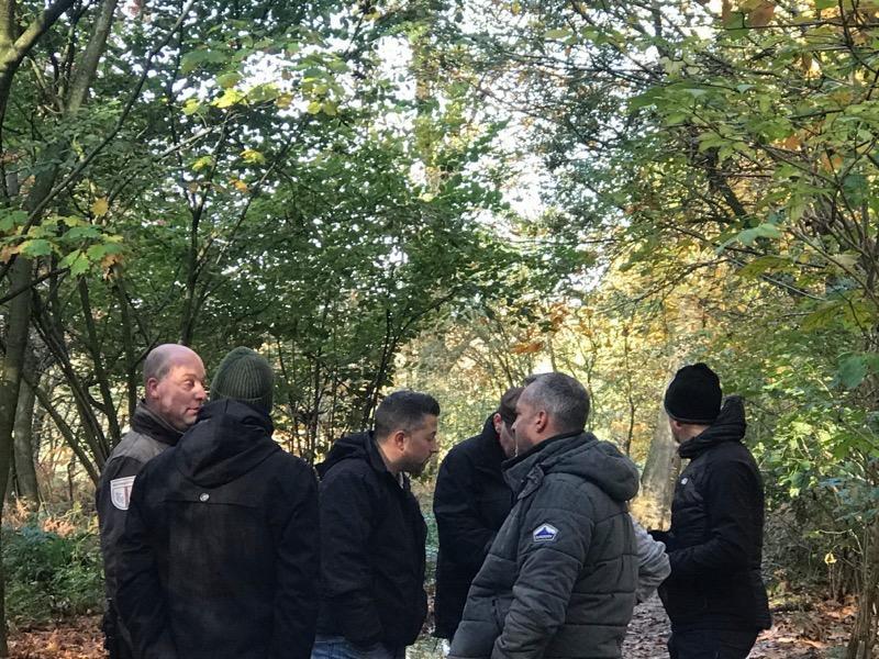 """Ruiters boos over boetes in Kravaalbos: """"Bos is voor iedereen"""" - Het Nieuwsblad"""