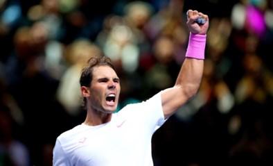 Rafael Nadal hoopt voor het eerst in zijn carrière de Masters te winnen: houdt het lijf nu eindelijk wel stand?
