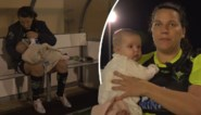 Voetbalster en kersverse mama krijgt bakken kritiek, maar zal borstvoeding blijven geven in het openbaar