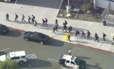 Schietpartij in middelbare school in zuid Californië: twee doden en meerdere gewonden