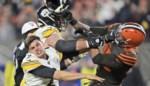 Gigantische schorsing dreigt voor NFL-speler die tegenstrever met helm slaat