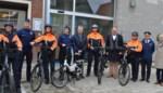 Politiezone schaft zich veertien elektrische fietsen aan voor evenveel wijkagenten
