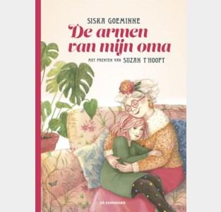 Boekvoorstelling 'De armen van mijn oma'