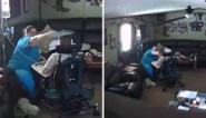 Moeder van gehandicapte jongeman doet schokkende ontdekking nadat ze verborgen camera plaatst