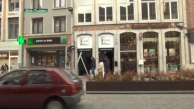 VIDEO. Nieuw: winkelpand per dag te huur in Sint-Truiden