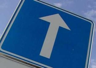 Anderhalve maand eenrichtingsverkeer op Ninoofsesteenweg