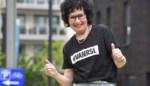 Rapster Christa Vansteenkiste kondigt op heel eigen wijze bobcampagne aan