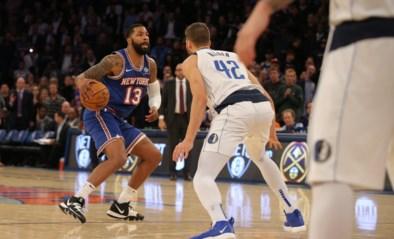 New York Knicks pakken volle buit tegen Dallas, George (LA Clippers) verliest bij debuut