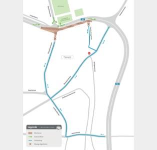 Bergévest/Paardenbrugstraat afgewerkt tegen midden maart 2020