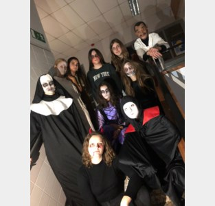 Spookkastelen bij Sint-Laurens