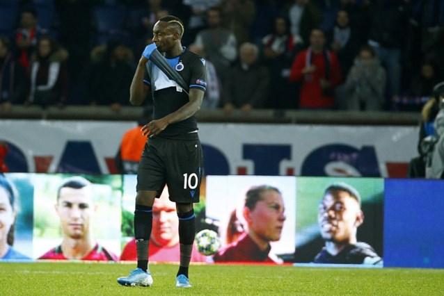 """Club Brugge-spits Diagne: """"Sinds mijn geboorte krijg ik al kritiek"""""""