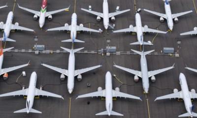 Het vliegtuig dat maar niet in de lucht raakt