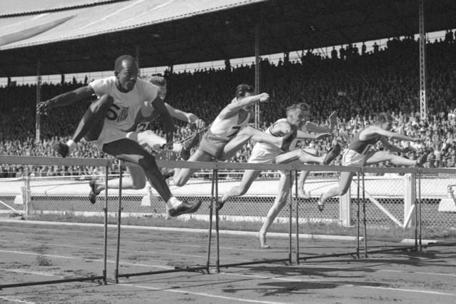 Amerikaanse sprintlegende Harrison Dillard op 96-jarige leeftijd overleden