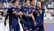 Schotland pakt de drie punten in Cyprus en wipt naar derde plaats in groep Rode Duivels