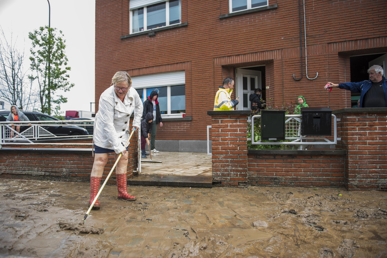 Zowat 2.500 huizen in vallei lopen (te) groot risico op overstroming - Het Nieuwsblad