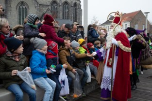 Een hele dag activiteiten voor de kinderen op de dag van de Sinterklaasintocht