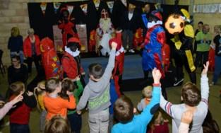 Sinterklaas op bezoek bij KWB Machelen