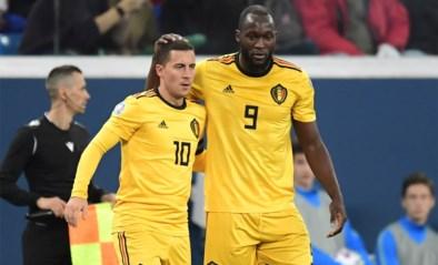 """Buitenlands pers kijkt met grote ogen naar sterke Rode Duivels: """"Sprankelend voetbal, één van de favorieten voor het EK"""""""