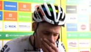 """Mathieu Van der Poel in tranen na zege in Tabor: """"Het is een héél zware week geweest"""""""