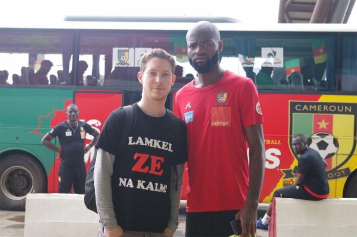 """In het spoor van Didier en de voltallige familie Zé naar Kameroen: """"Wat Lamkel betekent? Jezelf smijten, de lont aansteken"""""""