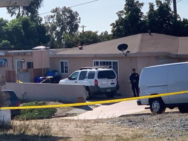 Vijf gezinsleden dood in woning in San Diego
