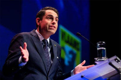 """Tom Van Grieken met stalinistische score herverkozen als voorzitter: """"Vlaams Belang moet grootste partij van Vlaanderen worden"""""""