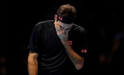 Roger Federer kraakt in de halve finales, Stefanos Tsitsipas staat verrassend in eindstrijd ATP Finals
