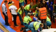 Ook vriendin Gerben Thijssen komt ten val tijdens Zesdaagse van Gent