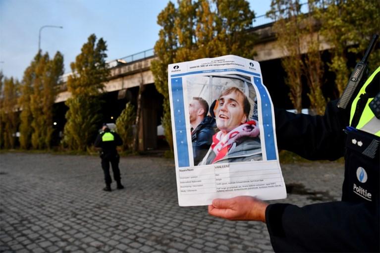 Politie zoekt naar bijkomende beelden over verdwijning Antwerp-supporter