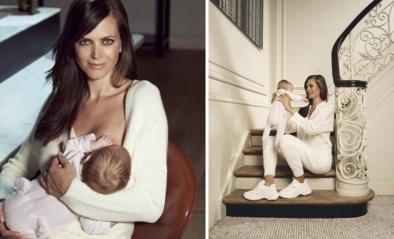 """Astrid Coppens, het eerste interview als mama van Billie-Ray: """"Ik heb getwijfeld over borstvoeding, en nu ben ik zo gelukkig"""""""