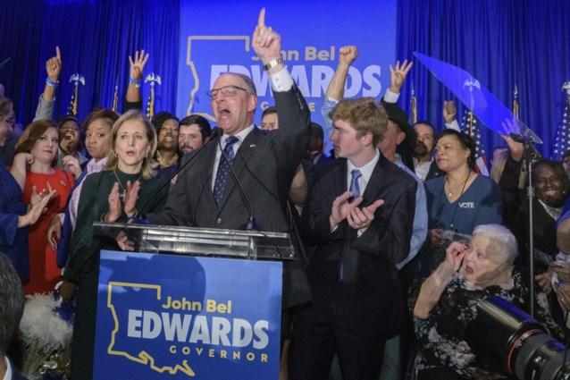 Louisiana kiest voor Democratische gouverneur, klap voor Trump