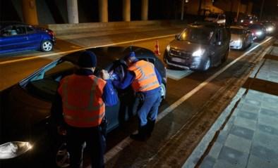 Politie Bilzen moet in vijf uur tijd 17 rijbewijzen inhouden of intrekken